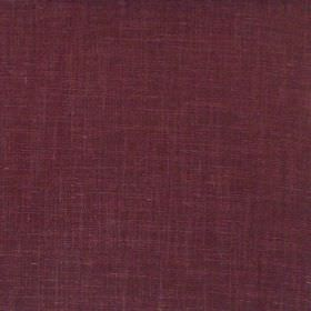 Glaze - Claret - Plain claret red fabric