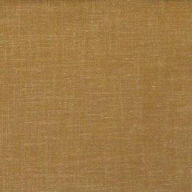 Glaze - Amber - Plain amber brown fabric