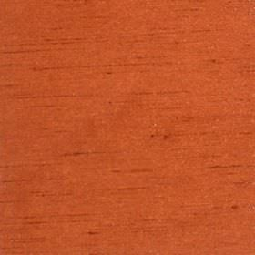 Sam - Terracotta - Plain terracotta orange fabric