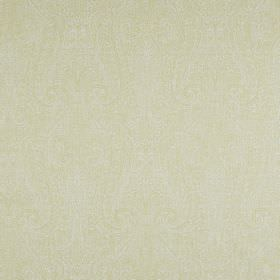 Cherish - Pear - Fabric made from very subtly patterned, pale yellow coloured 100% cotton