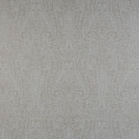 Cherish - Phantom - 100% cotton fabric covered with a very ornate, intricate but subtle pattern in dark grey and cream