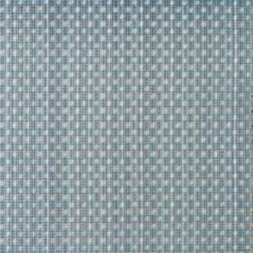 Arbroath - Baltic - Grey, blue and white coloured fabric with a tiny pattern of square dots