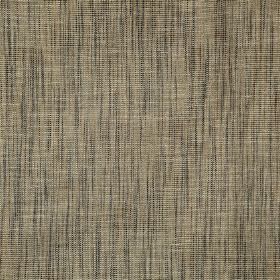 Hawes - Sandstone - Cement grey polyester and viscose blend fabric patterned with charcoal, dark grey and white coloured streaks
