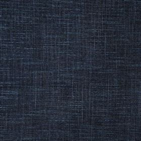 Hawes - Denim - Polyester and viscose blend fabric made in dark denim blue, woven with a few slightly lighter coloured threads