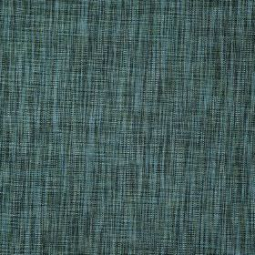 Hawes - Marine - Streaky fabric made from polyester and viscose, with a marine blue and dark grey coloured horizontal and vertical design