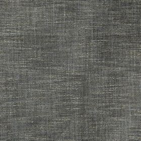 Hawes - Cinder - Fabric made from polyester and viscose in various different shades of grey, featuring a patchy, streaky finish