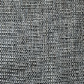Malton - Pebble - Dark grey polyester and viscose fabric woven with a very subtle, slightly patchy finish using slightly lighter threads