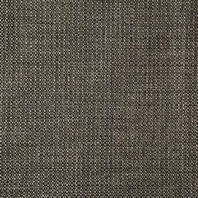 Malton - Pumice - A few very pale grey-white coloured threads running through graphite grey fabric woven from polyester and viscose