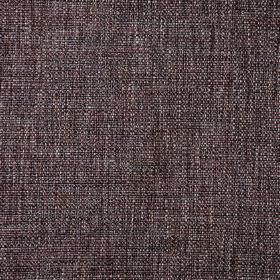 Malton - Heather - White, dark purple and charcoal colours making up a streaky effect on fabric woven from a blend of polyester and viscose