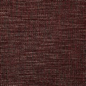 Malton - Brimstone - A few white threads speckling slightly patchily coloured polyester and viscose blend fabric made in dark grey & burgund