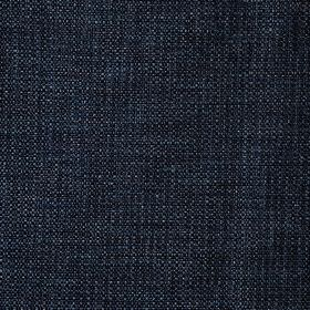 Malton - Denim - Sumptuous polyester and viscose blend fabric made in deep, indulgent midnight blue, woven with a few subtle white threads