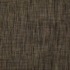 Malton - Gravel - Subtle white threads running through streaky black and very dark espresso brown coloured polyester and viscose fabric