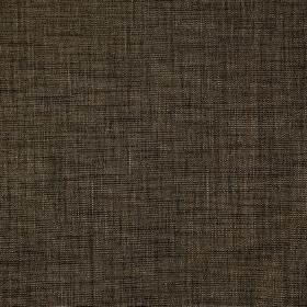 Hawes - Bracken - Slightly streaky fabric made from a black, beige and very dark brown coloured blend of polyester and viscose