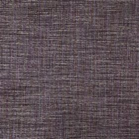 Hawes - Heather - Fabric blended from polyester and viscose, featuring a streaky effect in white and dark grey and Royal purple
