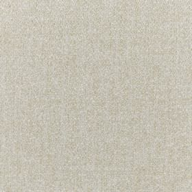 Harrison - Natural - Speckled grey and cream coloured 100% polyester fabric