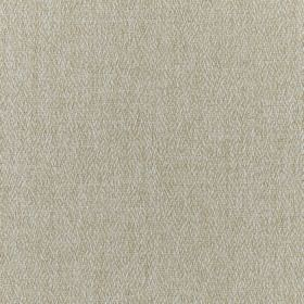 Harrison - Oatmeal - 100% polyester fabric speckled in green-grey and white