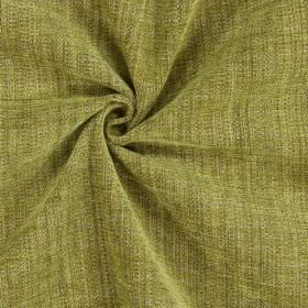 Himalayas - Moss - Fabric made from olive green coloured polyester, acrylic and viscose