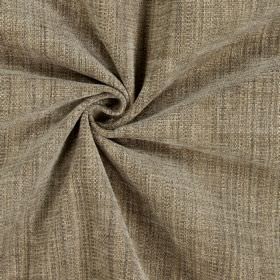 Himalayas - Latte - Creamy brown coloured fabric with a 62% polyester, 33% acrylic and 5% viscose content
