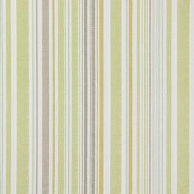 Edgerton - Fennel - Fennel green striped fabric