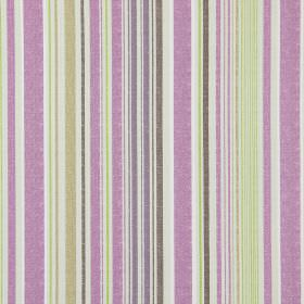 Edgerton - Mulberry - Mulberry purple striped fabric