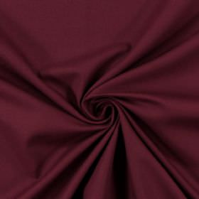 Panama - Grape - Plain grape purple fabric