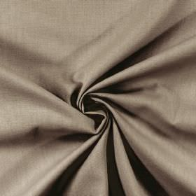 Panama - Caper - Plain caper grey fabric