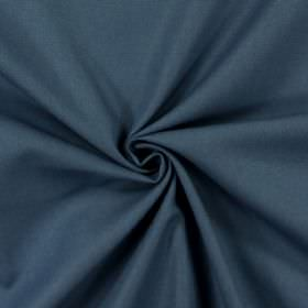 Panama - Atlantic - Plain atlantic blue fabric