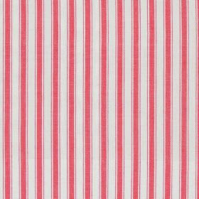 Marine - Red - Red and white striped fabric