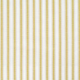 Marine - Olive - Olive green and white striped fabric