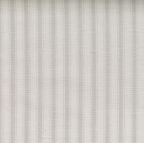 Marine - Limestone - Limestone grey and white striped fabric