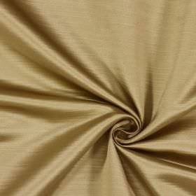 Mayfair - Antique - Parchment coloured 100% polyester fabric covered by a very subtle effect of horizontal lines