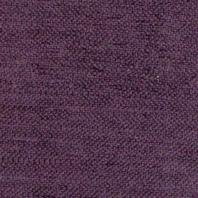 Vita - Plum - Plain plum purple fabric