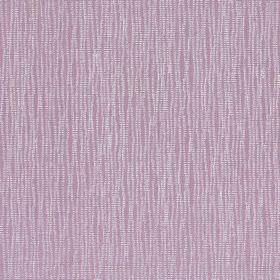 Skyline - Violet - Wiggly light purple lines running at close intervals down lilac coloured cotton fabric