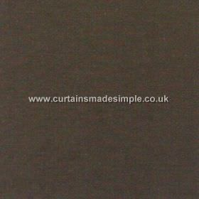 Quattro - Ebony - Plain ebony black fabric