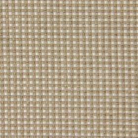 Alexa - Stone - Modern sandy chequered fabric