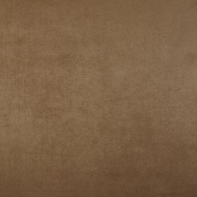 Mirage - Almond - Walnut brown coloured 100% polyester fabric
