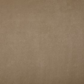 Mirage - Taupe - Plain coffee brown coloured fabric made entirely from polyester