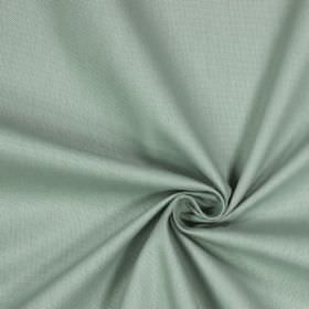 Panama - Seaspray - Fabric made from cotton in a pale seafoam colour
