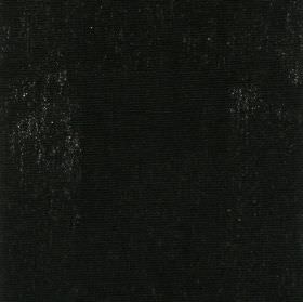 Panama - Black - Plain black cotton fabric