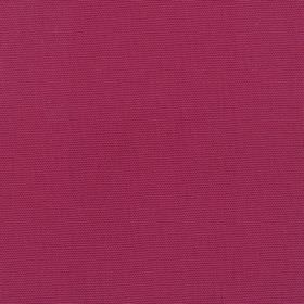 Panama - Petunia - Plain dark pink cotton fabric