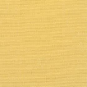 Panama - Maize - Plain yellow cotton fabric
