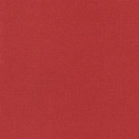 Panama - Terracotta - Plain red cotton fabric
