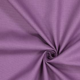 Panama - Amethyst - Fabric made entirely from cotton the colour of lavender