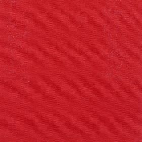 Panama - Red - Plain red cotton fabric