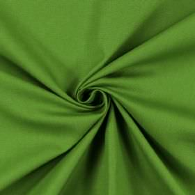 Panama - Grass - Striking emerald green coloured fabric made from 100% cotton