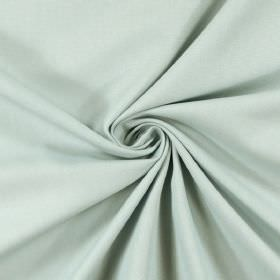 Panama - Ice Blue - Plain fabric made from 100% cotton in a very pale shade of grey