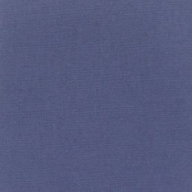 Panama - Saxa Blue - Plain blue cotton fabric