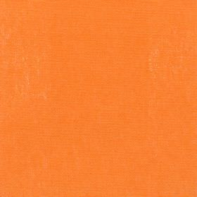 Panama - Mandarin - Plain orange cotton fabric