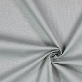 Panama - Marble - 100% cotton fabric made in a plain shade of dove grey