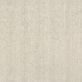 Platinum - Linen - Subtly, randomly patterned grey-brown and cream coloured fabric made entirely from polyester